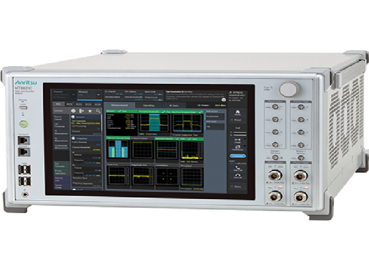 The MT8821C Radio Communication Analyzer