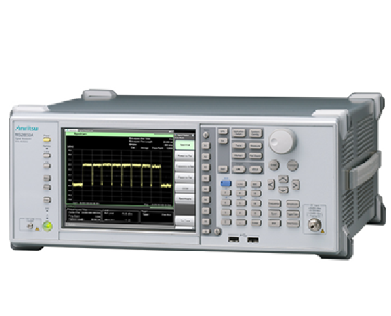The Signal Analyzer MS2850A